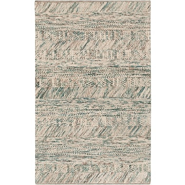 Surya Norway NOR3708-913 Hand Woven Rug, 9' x 13' Rectangle