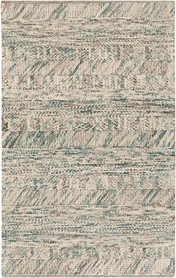 Surya Norway NOR3708-810 Hand Woven Rug, 8' x 10' Rectangle