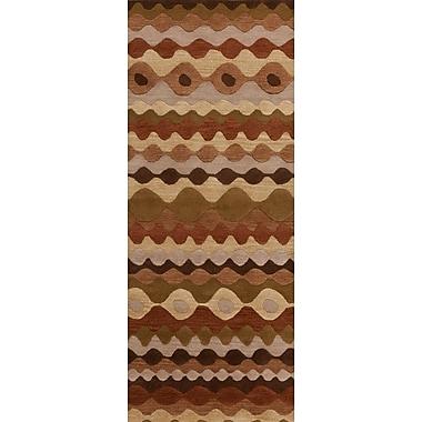 Surya Oasis OAS1087-268 Hand Tufted Rug, 2'6