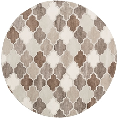Surya Oasis OAS1088-6RD Hand Tufted Rug, 6' Round