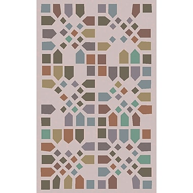 Surya Mike Farrell Peerpressure PSR7012-58 Hand Tufted Rug, 5' x 8' Rectangle