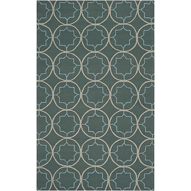 Surya Rain RAI1093-23 Hand Hooked Rug, 2' x 3' Rectangle