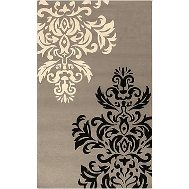 Surya Rain RAI1163-810 Hand Hooked Rug, 8' x 10' Rectangle