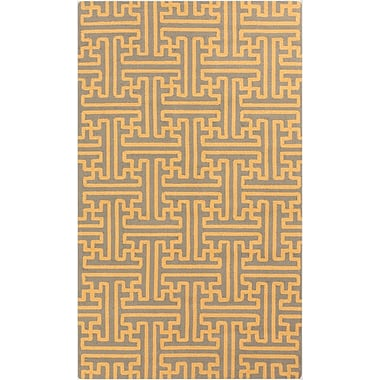 Surya Rain RAI1189-912 Hand Hooked Rug, 9' x 12' Rectangle