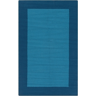 Surya Rain RAI1227-35 Hand Hooked Rug, 3' x 5' Rectangle