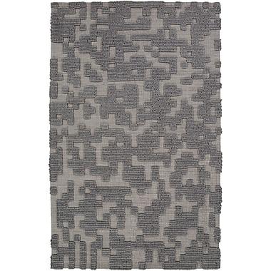 Surya Stencil STN1001-811 Hand Woven Rug, 8' x 11' Rectangle