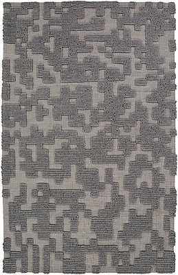 Surya Stencil STN1001-23 Hand Woven Rug, 2' x 3' Rectangle