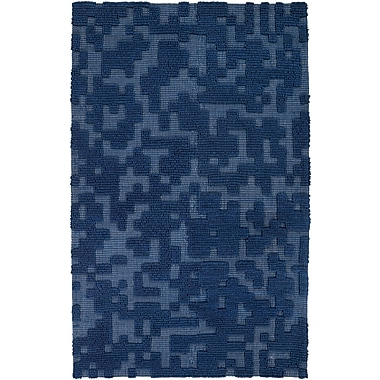 Surya Stencil STN1004-58 Hand Woven Rug, 5' x 8' Rectangle