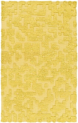 Surya Stencil STN1006-58 Hand Woven Rug, 5' x 8' Rectangle