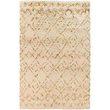 Surya Tasman TAS4504-58 Hand Woven Rug, 5' x 8' Rectangle