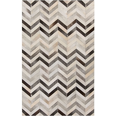 Surya Trail TRL1129-23 Hand Crafted Rug, 2' x 3' Rectangle