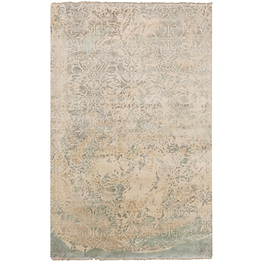 Surya Uncharted UND2002-23 Hand Knotted Rug, 2' x 3' Rectangle