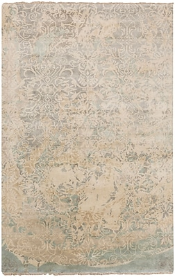 Surya Uncharted UND2002-58 Hand Knotted Rug, 5' x 8' Rectangle