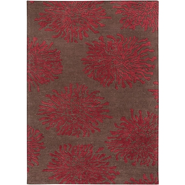 Surya Bombay BST539-811 Hand Tufted Rug, 8' x 11' Rectangle
