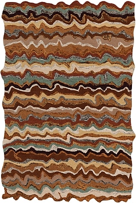 Surya Gypsy GYP200-58 Hand Tufted Rug, 5' x 8' Rectangle