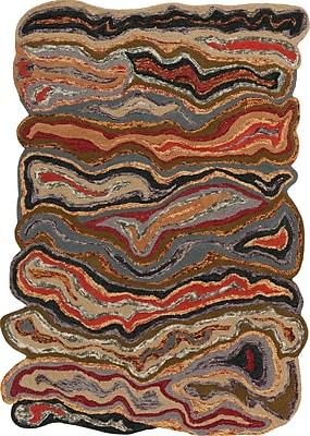 Surya Gypsy GYP202-811 Hand Tufted Rug, 8' x 11' Rectangle