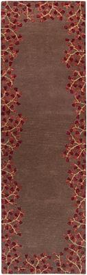 Surya Athena ATH5003-268 Hand Tufted Rug, 2'6