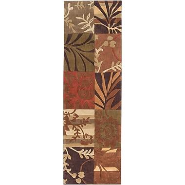 Surya Cosmopolitan COS8818-268 Hand Tufted Rug, 2'6