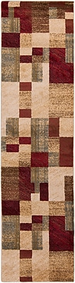 Surya Riley RLY5006-275 Machine Made Rug, 2' x 7'5