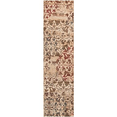 Surya Riley RLY5009-275 Machine Made Rug, 2' x 7'5