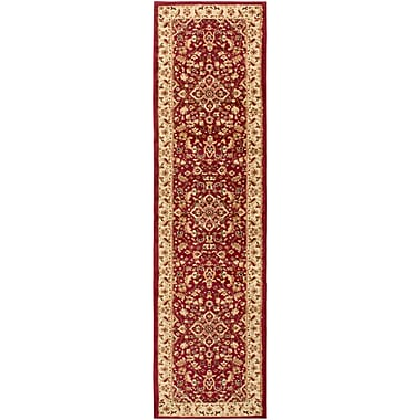 Surya Riley RLY5039-275 Machine Made Rug, 2' x 7'5