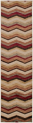 Surya Riley RLY5064-275 Machine Made Rug, 2' x 7'5