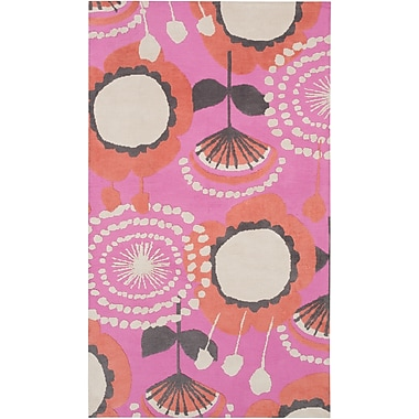 Surya Abigail ABI9046-58 Machine Made Rug, 5' x 8' Rectangle
