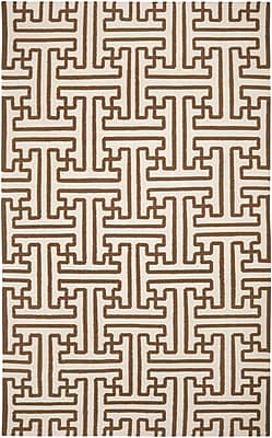 Surya Smithsonian Archive ACH1709-58 Hand Woven Rug, 5' x 8' Rectangle