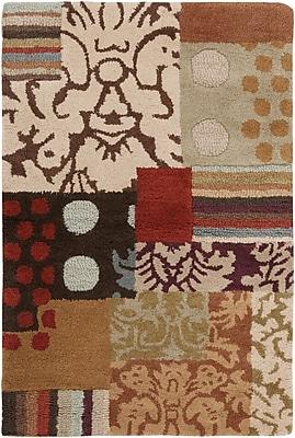 Surya Aurora AUR1007-23 Hand Tufted Rug, 2' x 3' Rectangle