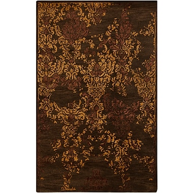 Surya Banshee BAN3340-58 Hand Tufted Rug, 5' x 8' Rectangle