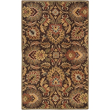 Surya Caesar CAE1028-58 Hand Tufted Rug, 5' x 8' Rectangle