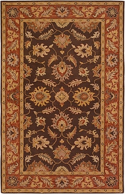 Surya Caesar CAE1036-58 Hand Tufted Rug, 5' x 8' Rectangle