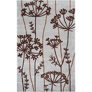 Surya Cosmopolitan COS8812-58 Hand Tufted Rug, 5' x 8' Rectangle
