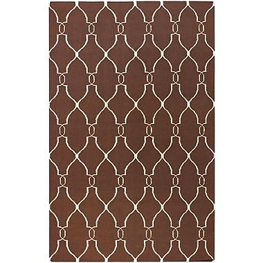 Surya Jill Rosenwald Fallon FAL1000-58 Hand Woven Rug, 5' x 8' Rectangle