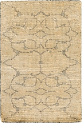 Surya Ainsley AIN1013-23 Hand Knotted Rug, 2' x 3' Rectangle