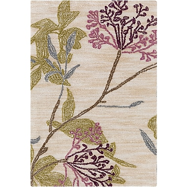 Surya Ameila AME2224-23 Machine Made Rug, 2' x 3' Rectangle