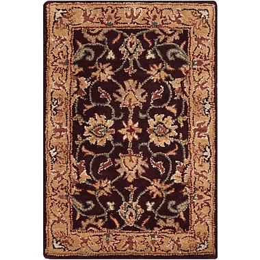 Surya Caesar CAE1024-23 Hand Tufted Rug, 2' x 3' Rectangle