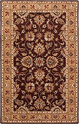 Surya Caesar CAE1024-58 Hand Tufted Rug, 5' x 8' Rectangle
