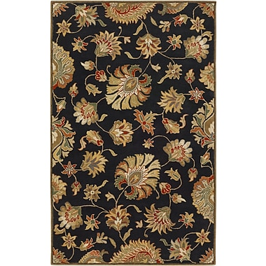 Surya Caesar CAE1027-58 Hand Tufted Rug, 5' x 8' Rectangle
