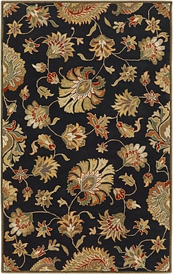 Surya Caesar CAE1027-58 Hand Tufted Rug, 5' x 8' Rectangle