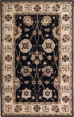 Surya Caesar CAE1033-58 Hand Tufted Rug, 5' x 8' Rectangle