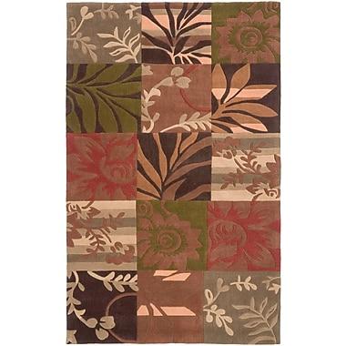 Surya Cosmopolitan COS8818-58 Hand Tufted Rug, 5' x 8' Rectangle