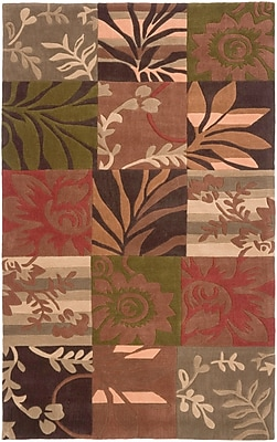 Surya Cosmopolitan COS8818-58 Hand Tufted Rug, 5' x 8' Rectangle