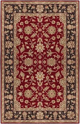 Surya Crowne CRN6013-58 Hand Tufted Rug, 5' x 8' Rectangle