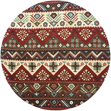 Surya Dream DST381-8RD Hand Tufted Rug, 8' Round