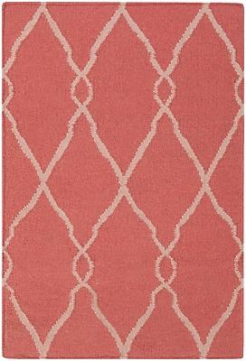 Surya Jill Rosenwald Fallon FAL1002-23 Hand Woven Rug, 2' x 3' Rectangle