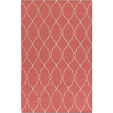 Surya Jill Rosenwald Fallon FAL1002-58 Hand Woven Rug, 5' x 8' Rectangle