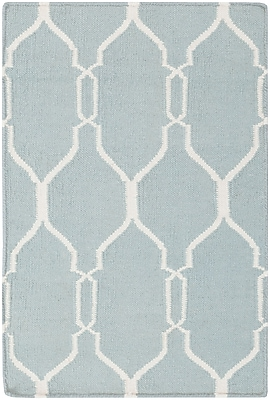 Surya Jill Rosenwald Fallon FAL1005-23 Hand Woven Rug, 2' x 3' Rectangle