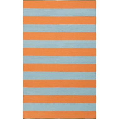 Surya Frontier FT293-811 Hand Woven Rug, 8' x 11' Rectangle