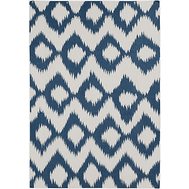 Surya Frontier FT395-811 Hand Woven Rug, 8' x 11' Rectangle
